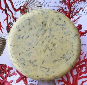 Dill Havarti Vegan Cheese